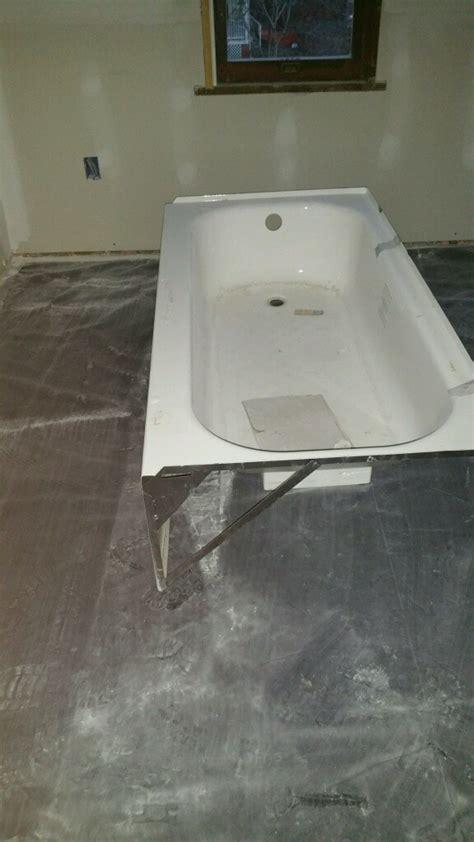 Alcove Bathtubs For Sale New Proflo Standard Size Left Drain Alcove Bathtub