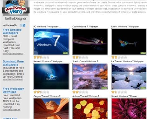 make your own wallpaper for windows 7 download free windows 7 wallpapers