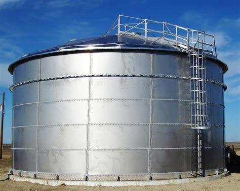 Steel Tank by Potable Water Storage Tanks