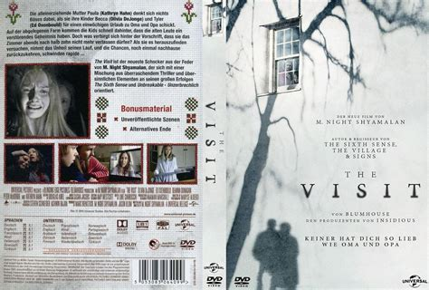 The Visit the visit dvd cover 2015 r2 german