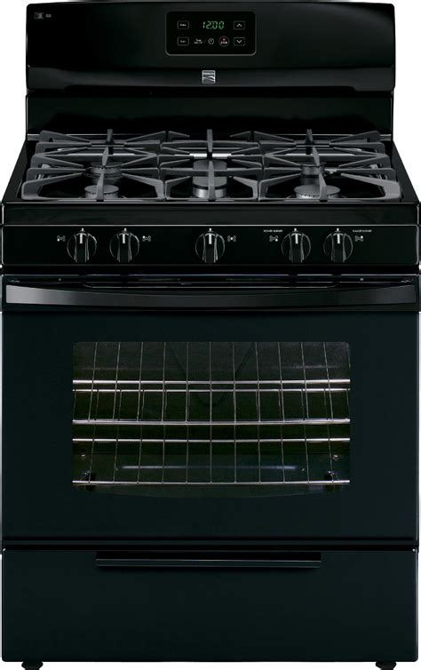 Broil And Serve Drawer kenmore 73439 4 2 cu ft gas range w broil serve