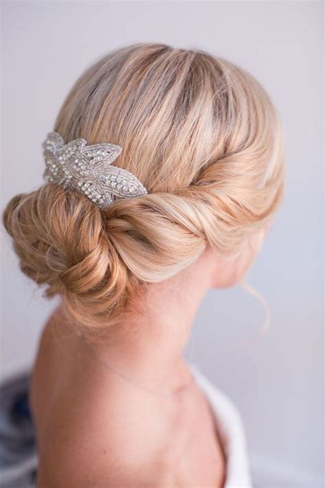 hairstyles using side combs jada bridal hair piece rhinestone hair comb by