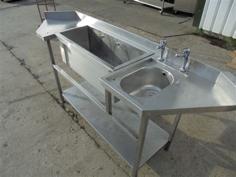 restaurant sink for sale secondhand pub equipment bars