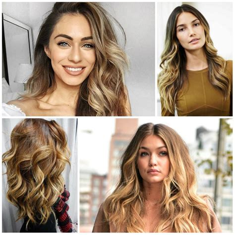 bronde hair color pictures 2018