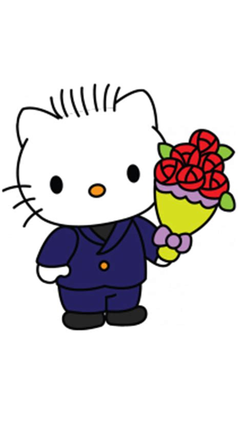 Hello And Dear Daniel dear daniel hello kittys boyfriend www pixshark