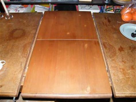 uitschuifbaar tafelblad maken uitschuifbare tafel