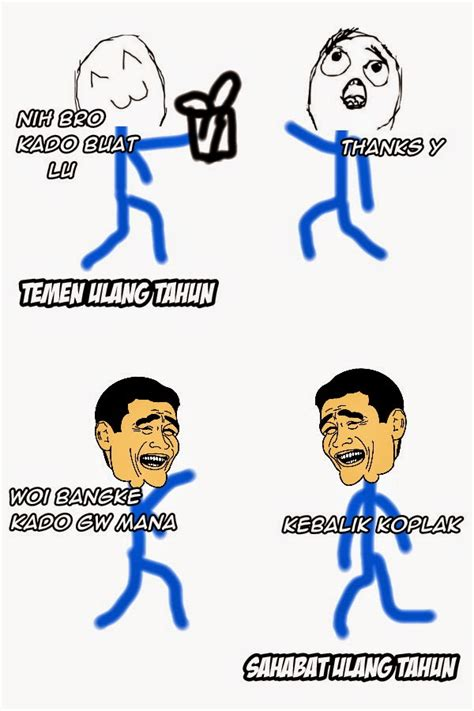 kumpulan meme comic indonesia terbaru lucu kocak