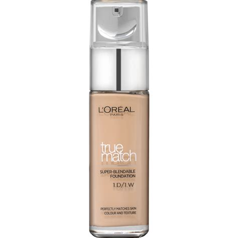Foundation L Oreal True Match l oreal true match liquid foundation coverbrands