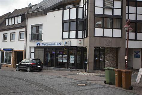 westerwald bank rengsdorf volksbank westerwald verl 228 sst dierdorfer innenstadt nr