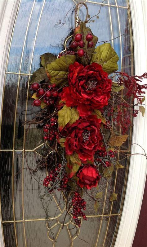 twig door swags forsythia door swag swags pinterest door fall door swags decor mother s day wreath gift twig