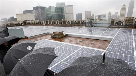 living on one solar panel new solar panels can generate energy from sunlight and