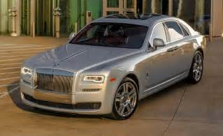 Rolls Royce 2 2015 Rolls Royce Ghost Series Ii Photo