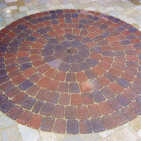 Circle Paver Patio Kits Patio Pavers Circle Kit 28 Images Paver Patio With Circle Kit In Oak Ridge Tn Circular