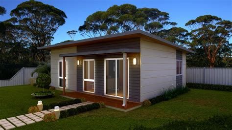 Small House Big Garage Plans by Granny Flat Builders Windsor 2756 Granny Flat Builders