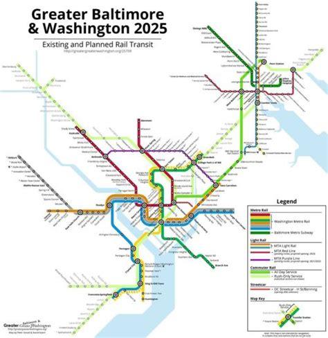 washington dc metro map national harbor baltimore map