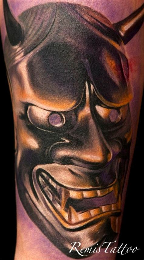 hannya mask tattoo wikipedia bronze hannya mask tattoo by remistattoo on deviantart