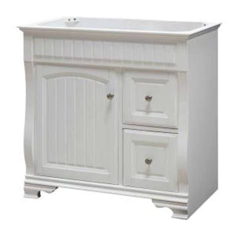 36 vanity cabinet only pegasus 36 in vanity cabinet only in white f11 ae 017