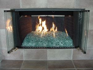 Glass For Fireplace by 1 4 Quot Clear Fireglass Page