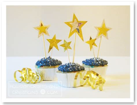 new year cupcake ideas cupcake decorating ideas for new year s