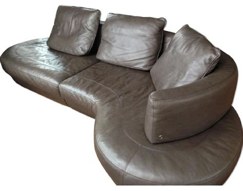 natuzzi italian leather 2 pc sofa sofas new york by