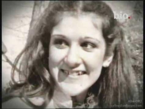 biography celine dion in english celine on bio spain youtube