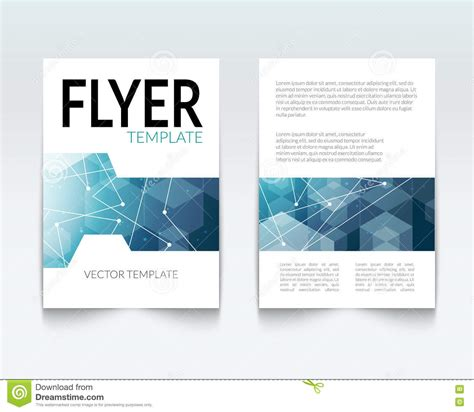 graphic layout and design business design template cover brochure book flyer