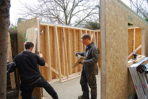 how to build own house green rooms sips kit self build garden room diy garden office diy insulated garden building