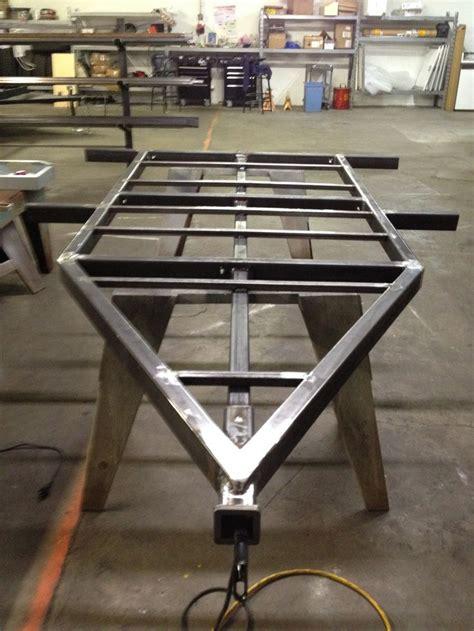 design trailer frame 51 best utility trailers images on pinterest welding