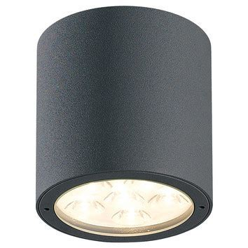 Flinders LED Exterior Ceiling Mounted Downlight   Temple