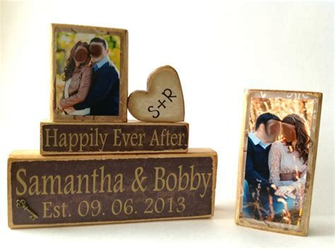 Personalized Wedding Gift/Decoration Happily Ever After