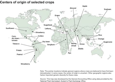 historical geography of crop plants a select roster books list of domesticated plants