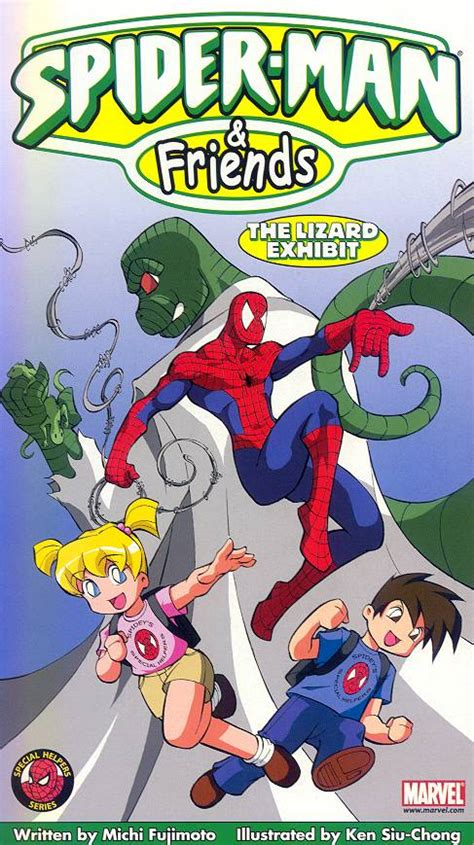 lola the lizard and friends books spiderfan org comics spider friends lizard exhibit