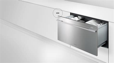 Fisher Paykel Dish Drawer by Dishdrawers Dishwashers Whiteware Kitchen Appliances