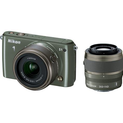 nikon s1 nikon 1 s1 mirrorless digital with 11 27 5mm and 27631