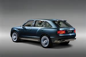Bentley Exp 2013 Bentley Exp 9 F Suv Concept An Updated Tech Report