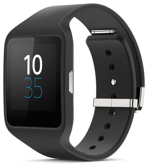 Sony Swr50 Smartwatch 3 Hitam sony smartwatch 3 swr50 smart 4gb bluetooth nfc