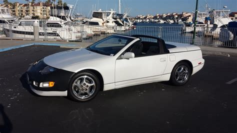 convertible nissan maxima 1995 nissan 300zx convertible for sale