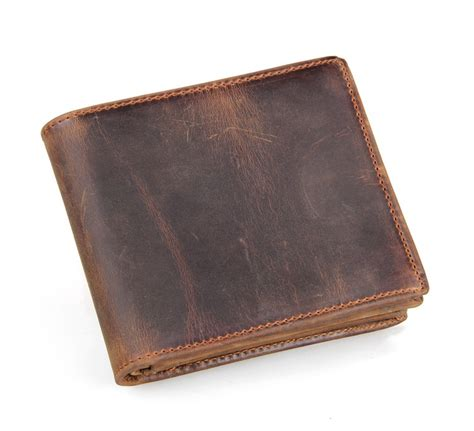 Handmade Leather Mens Wallets - 8056r special original handmade leather wallet wallet