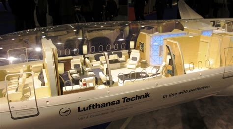 Boeing Business Jet Floor Plans by Lufthansa Display 787 Concept At Ebace 2013 Aircraft