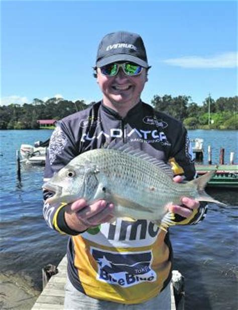 boat rs st georges basin fishing monthly magazines bets r3 st georges basin