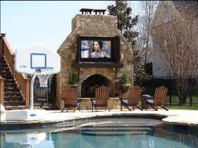 Pool Lounger Chairs Outdoor Fieplace And Tv Contemporary Pool Nashville