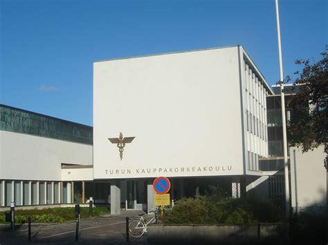 Helsinki School Of Economics Mba by Turku School Of Economics Wikidata