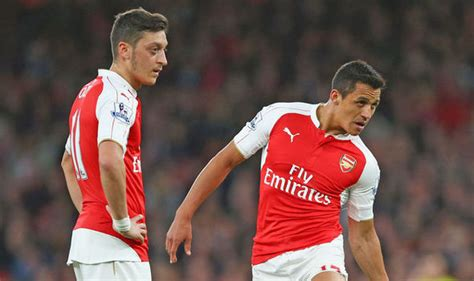 alexis sanchez january upgrade arsenal news ozil and sanchez contract update wilshere
