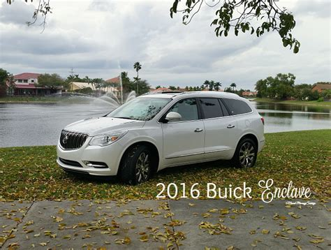 buick enclave miami 2016 buick enclave modern luxurious mid size suv