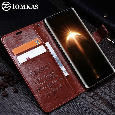 Casing Samsung Galaxy Note 8 Luxury Litchi Leather Softcase Cover luxury pu leather for samsung galaxy note 8 wallet note8 flip coque with card holder