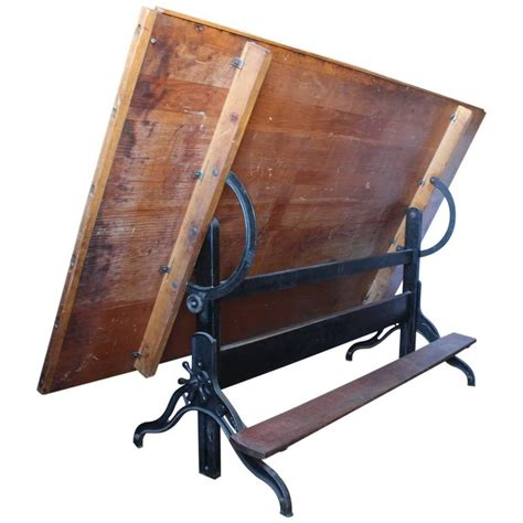 antique l tables sale antique drafting table for sale at 1stdibs