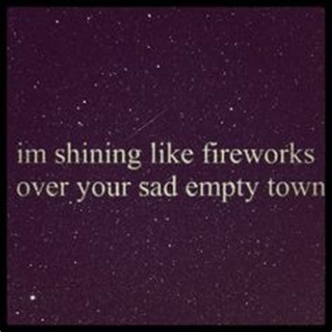 dear john taylor swift key shining like fireworks over your sad empty town q u o