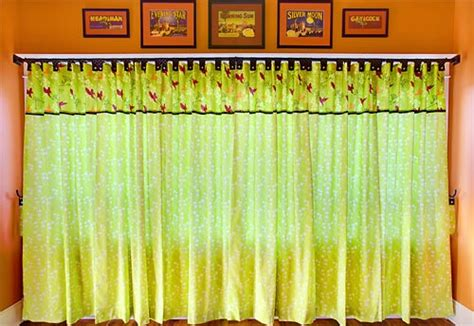 tab top curtains with buttons tab top panel curtains with button accents sew4home