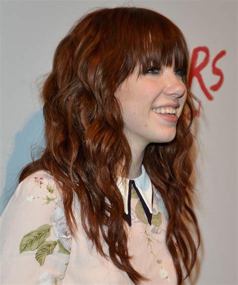 carly rae jepsen hairstyle back carly rae jepsen hairstyle back carly rae jepsen long wavy