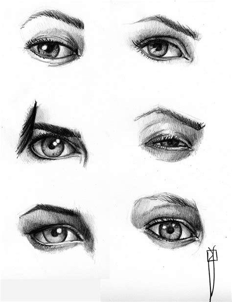 imagenes para dibujar a lapiz ojos dibujos de aguilas a lapiz newhairstylesformen2014 com